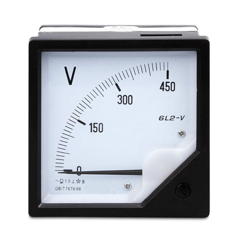 (Hohe Qualität) Dreheisen Typ <span class=keywords><strong>Analog</strong></span> Panel Meter Nur AC Amperemeter 96*96mm
