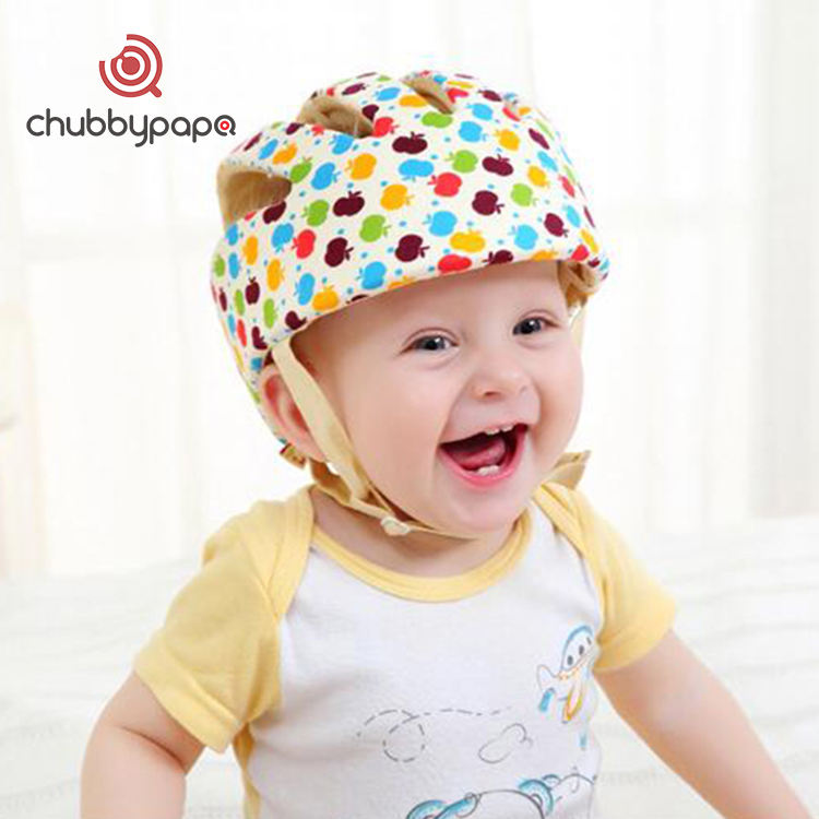 Baby Head Protection Soft Helmet Anti-collision Security Hat Protector Best Q