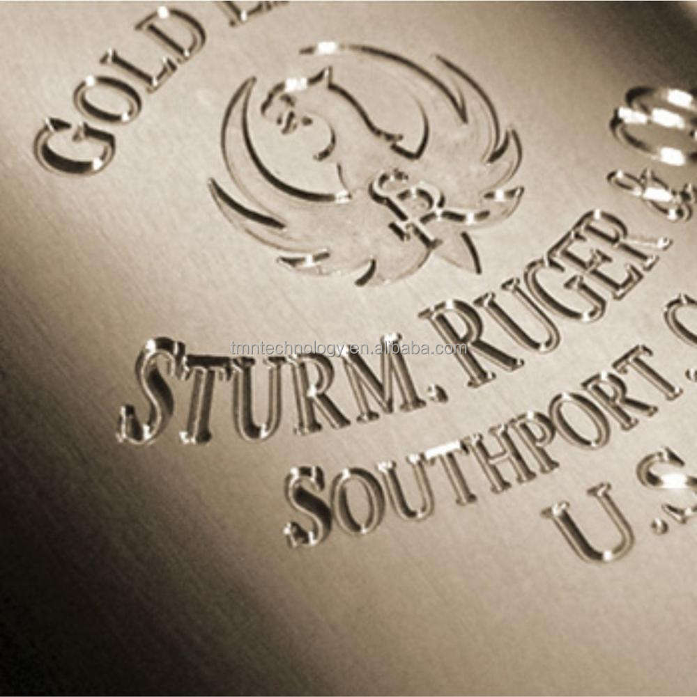 engraving & etching metal plaques and signs