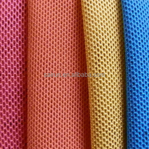 100 polyester mesh fabric different types of mosquito net tulle lace fabric fishing mesh fabric for sports clothes
