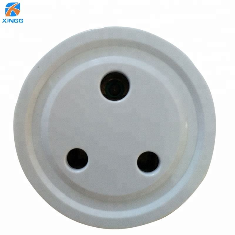 Hot Sale India Type D Electric Switches Outlets 3 Round Pin Smart Wifi Plug