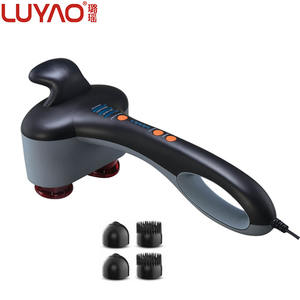 Luyao dual heads handheld stimulator machine