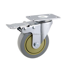 Newest style Shopping cart caster wheel with bearing