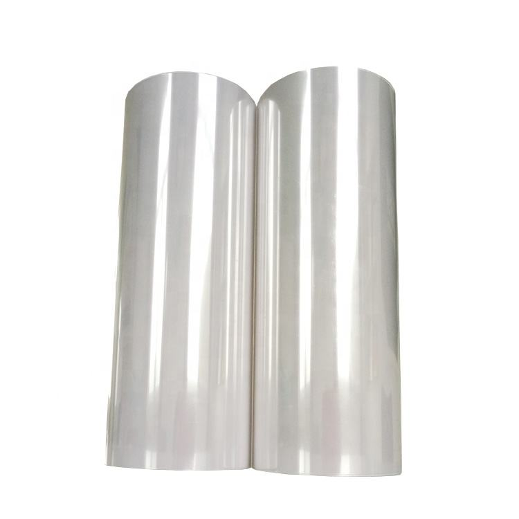 insulation capacitor pet film rolls for electrical moroe winding
