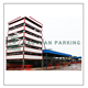 Auto Parking System PUZZLE for Car Storage