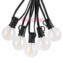factory direct selling outdoor indoor patio christmas string lamp led battery operated wedding garden fairy lights
