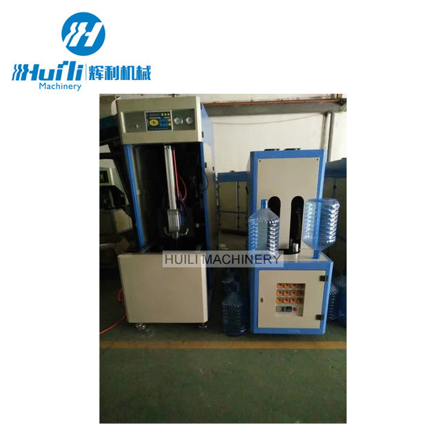 Preferential low price semi automatic bottle making machine hz-880 semi-auto pet blowing hot sale blow china supplier