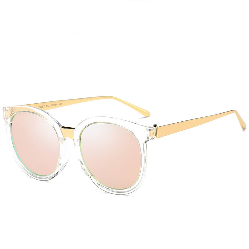 Classic Small Round Retro Sunglasses Mirror Tinted Circle Lens Sunglasses retro