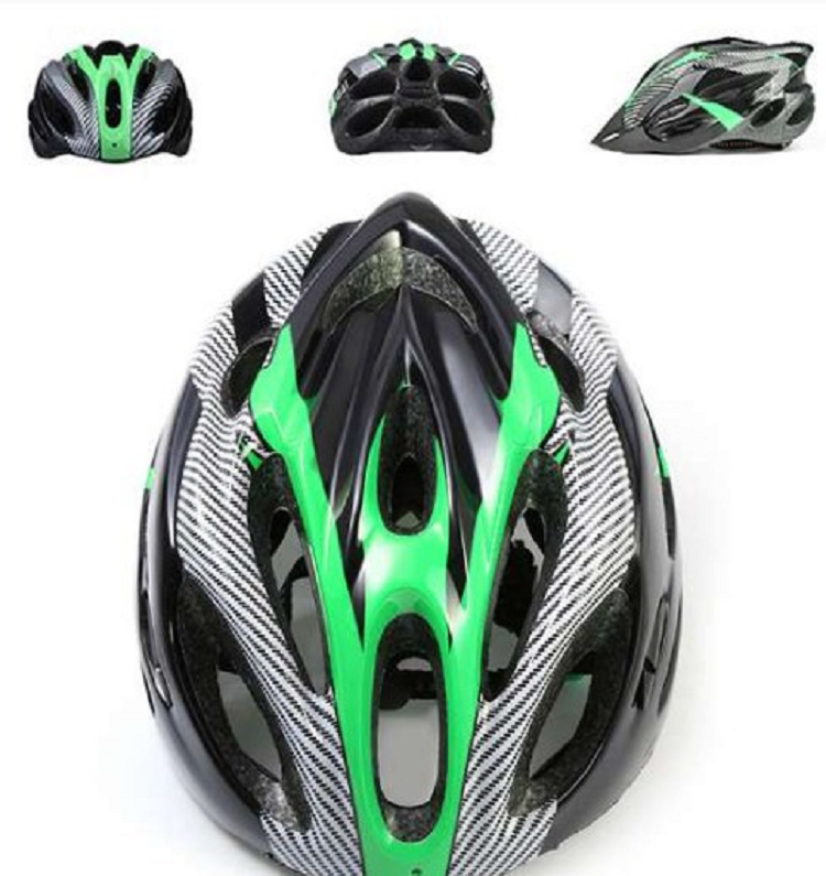 Hot selling mountain bike helmet safety certified ultra lightweight cycling helmet with adjustable for adult