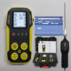 IP66/67 Portable CH4 CO, O2, H2S Multi 4 Gas Analyser