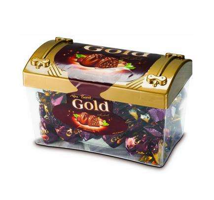 Cadeau en or Compaund chocolat 650gr