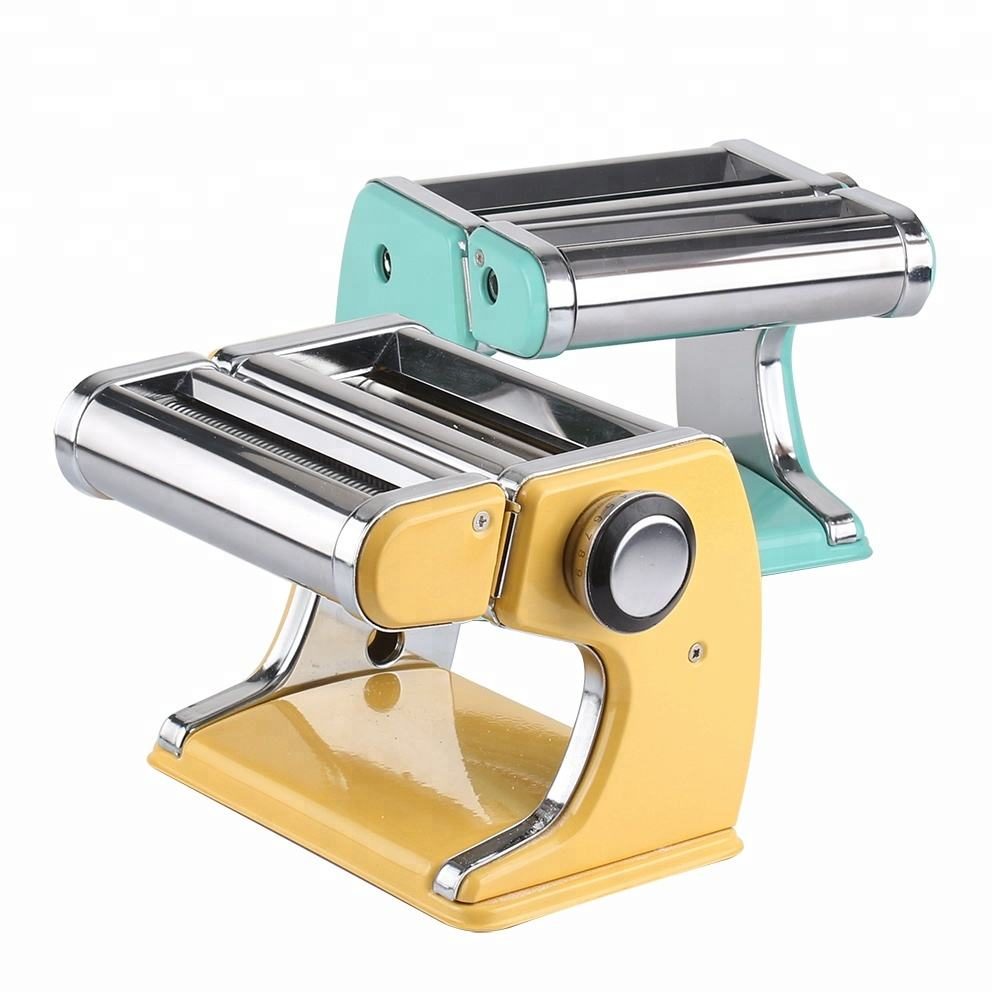 Manual Pasta Production Machine with Pasta Roller