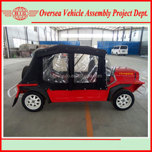 High Quality Good Looking 4x4 Electric Mini Moke Car with Best Price