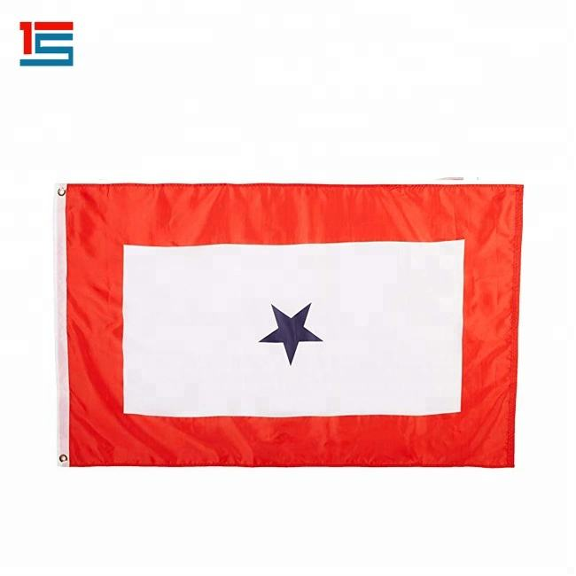 Blue Star Son in Service Flag 3 x 5 New Military