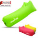Wholesale price inflatable beach lounge fast inflating air sleeping bags
