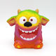 PU Stress Squeeze Toys Ghosts Colourful Slow Rising Squishy Monster For Stress Release