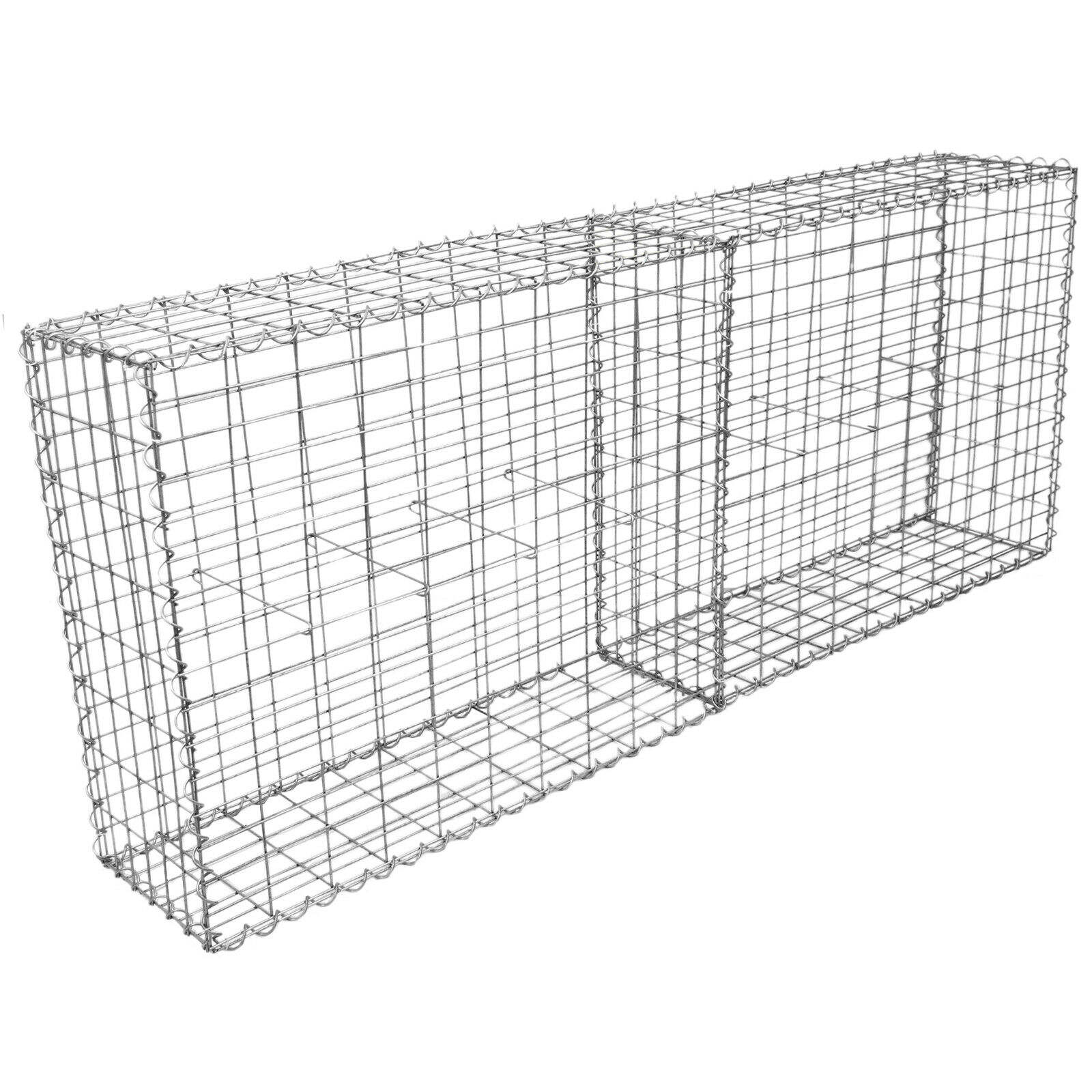 Hot Dipped Welded Gabion Mesh Basket / Box/Stone Cages/Gabion Retaining Wall for Garden Fence for Sale