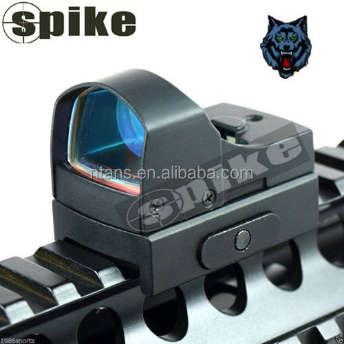 Spike Red Dot Eerste Strike 5 MOA Red Dot Richtkruis Riflescope