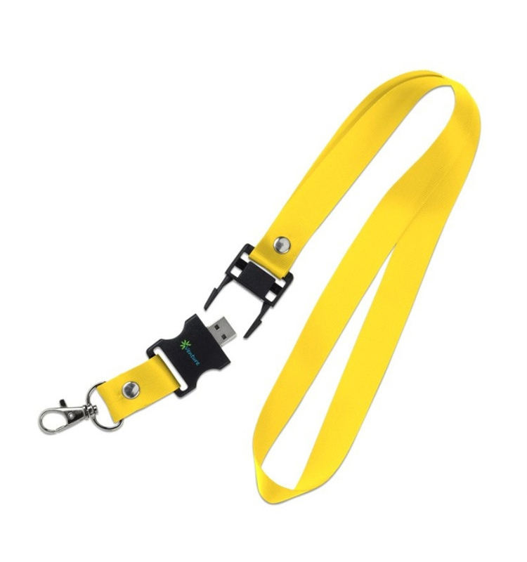 1 GB 128 GB Ultra Lanyard Memori Flash USB Flash Drive Pendrives dengan Logo Anda