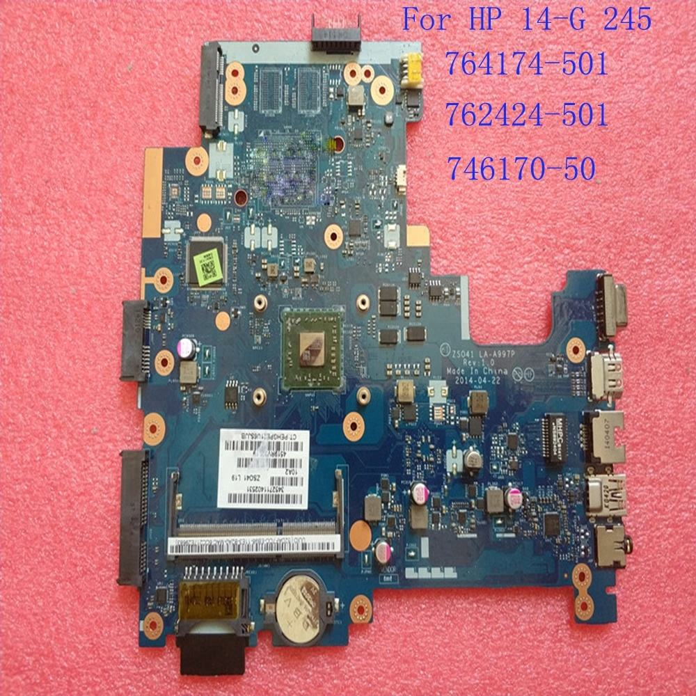 For HP 15-G//15-H AMD Motherboard 761532-501