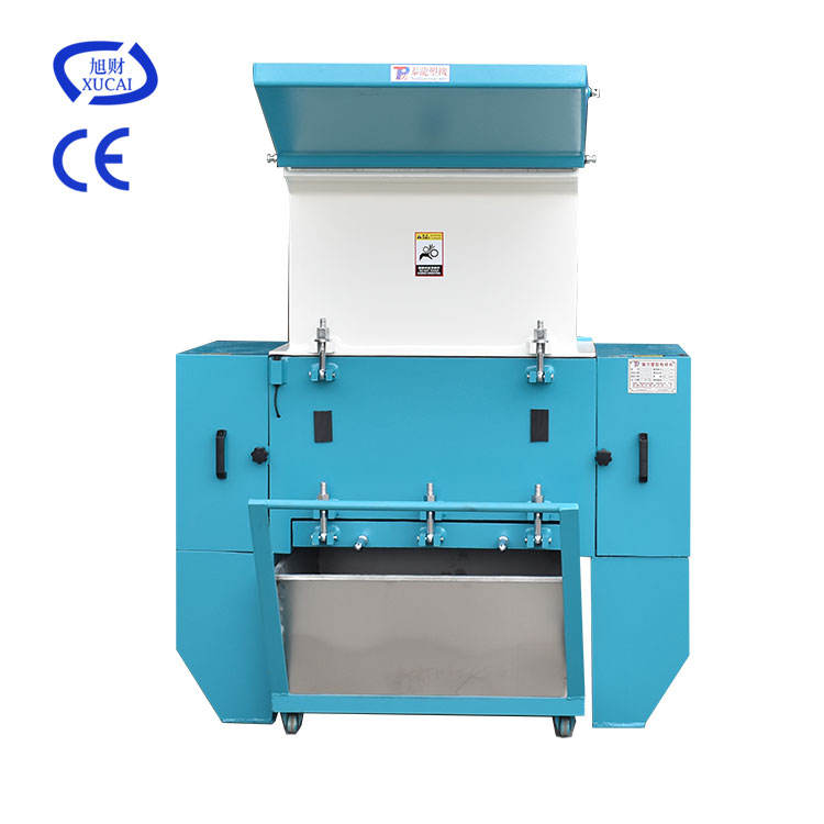 22kw afval plastic schroot shredder plastic fles crusher pet-fles recycling machine