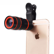 Amazon Top Seller 8x optical zoom telescope camera lens kit for smartphone