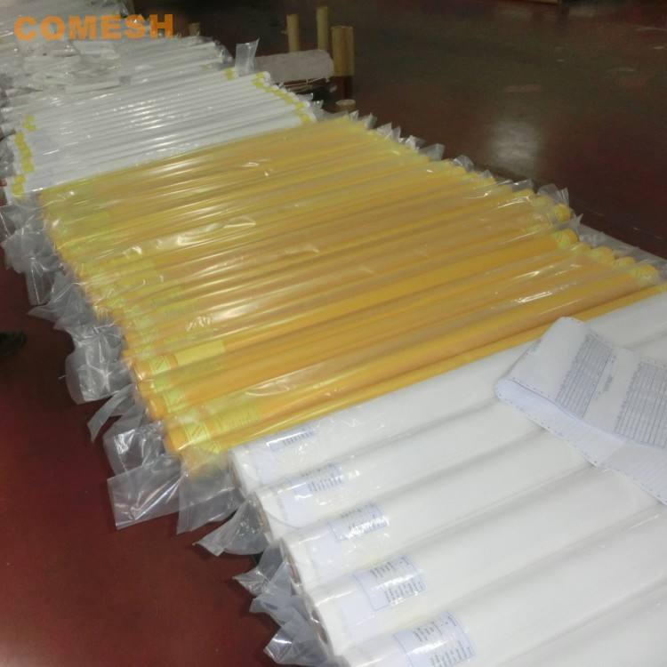 Professional 150 200 300 350 420 Polyester Screen Printing Mesh