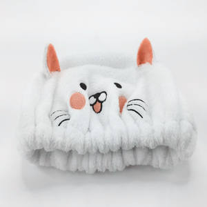 Women Hat Cat Ears Girl Hat Cap Lady Velvet Beanie Ear Hat