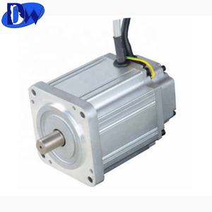 2019 CE certificated 48v 80mm brushless dc motor with high quality
