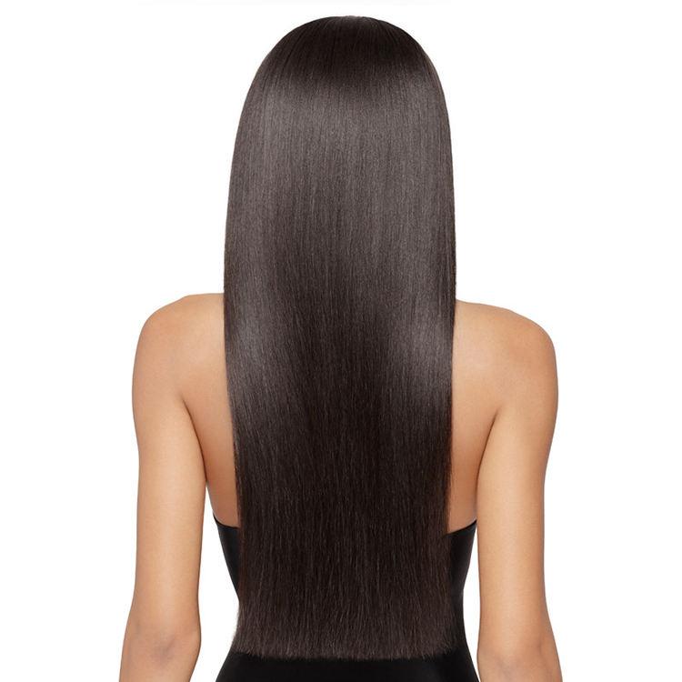 Картинка с линейкой длины волос