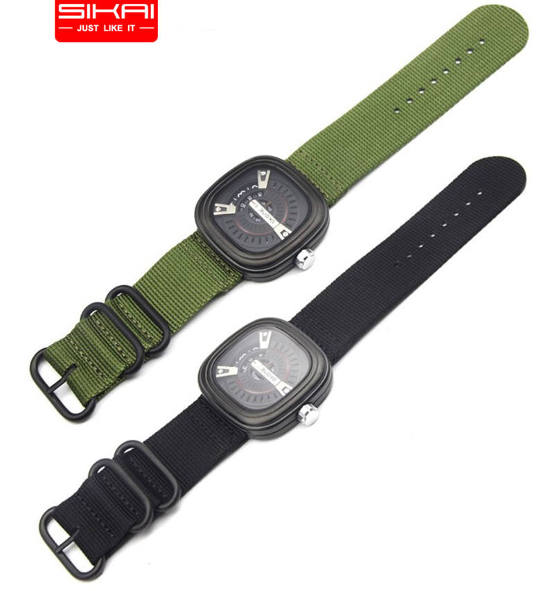 SIKAICASE New Coming Nato Strap For Sevenfriday Watch Strap