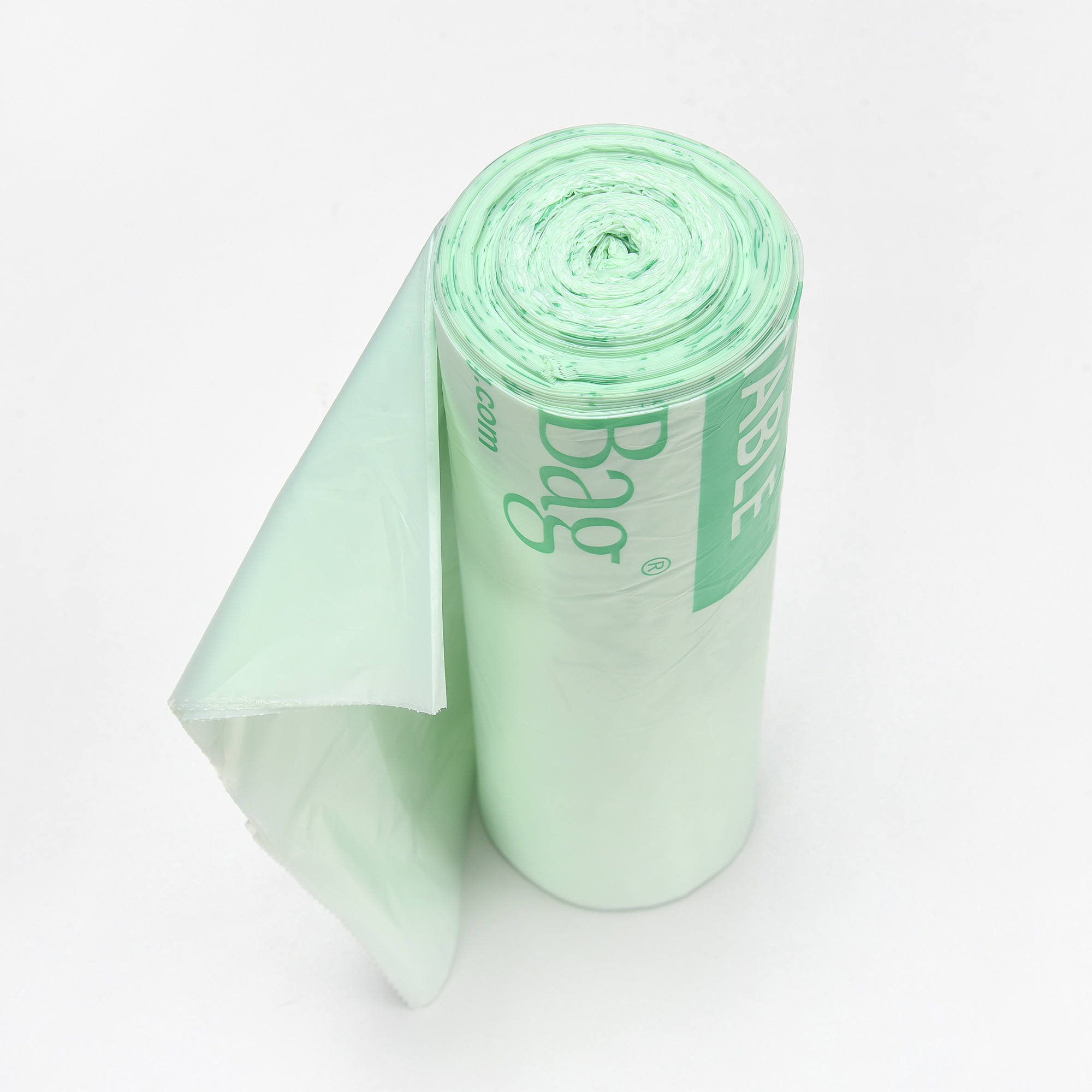 Compostable Disposable PLA Wholesale Environmentally Friendly Trash Rubbish Bag Biodegradable Garbage Bags