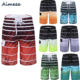 Men's Swim Trunks Shorts Wholesale Swimwear Quick Dry Striped