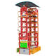 car stacking vertical parking system automated rotating parking