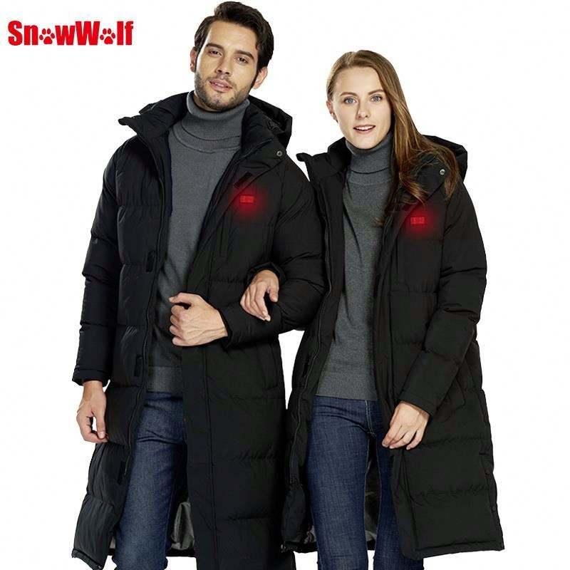 Fast Heated Quilted Jacket Heating Coat