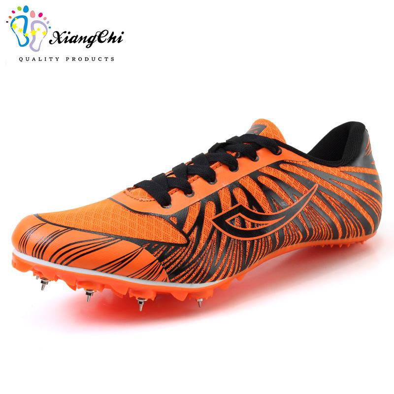 Diseño clásico durable al aire libre pico zapatos de atletismo