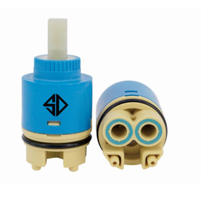 China Wholesale High Quality 35Mm Faucet Ceramic Brass Disc Cartridge