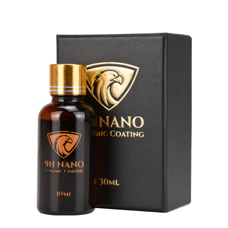 Private Labeling Long Lasting 9h Nano Ceramic Coating Auto Car Paint Ceramic Coating With Wholesale Price