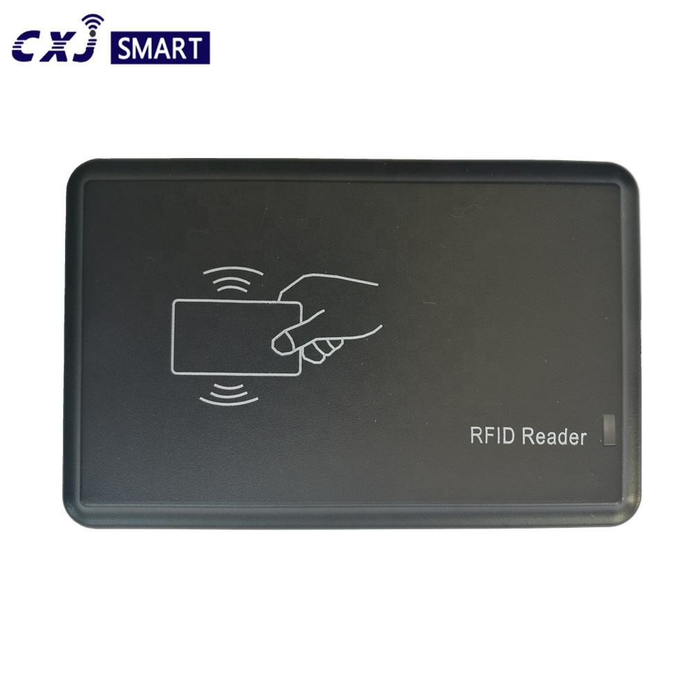 125khz smart rfid proximity em4305 chip card skimmer reader writer