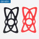 Smart Phone Cradle Bracket Stand Support Security Rubber Band Replacement Silicone Strap for Cell Phone Mount Holder
