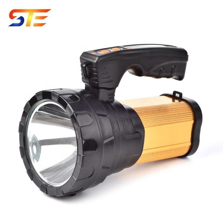 Wholesale Outdoor Rechargeable Waterproof High Power Portable Torch Led Flashlight