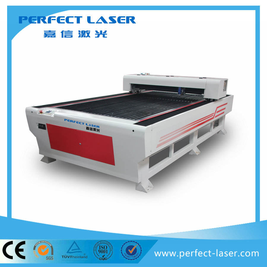 Superior quality PEDK-130250M 130W Mixed Laser Cutter for Wood material with 1300*2500mm working size