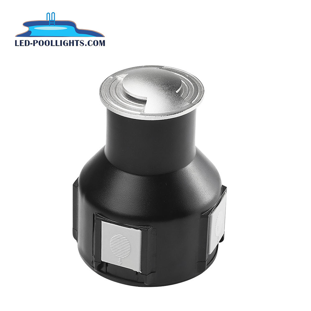 High Power U-lampe IP65 Outdoor Wasserdicht Ein Zwei Vier Seite View Mini LED Inground Licht für Garten