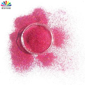 Bulk Solvent Resistance PET Colorful Glitter Powder wholesale loose chunky glitter