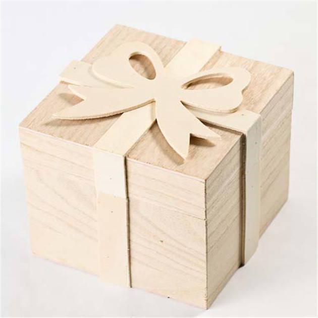 Good Quality Wooden Small Gift Box
