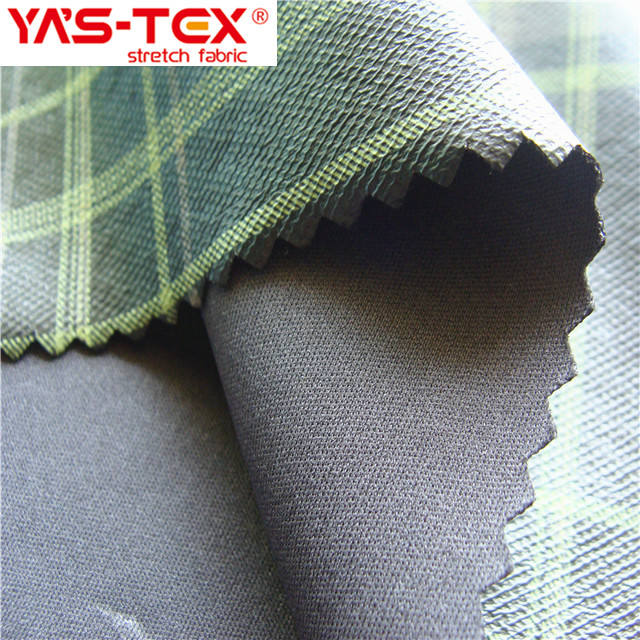 PU TPU coated waterproof Flame retardant 100% polyester taffeta fabric