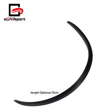 High Quality Carbon Fiber Wheel Eyebrow Protector Arch Trim Lip