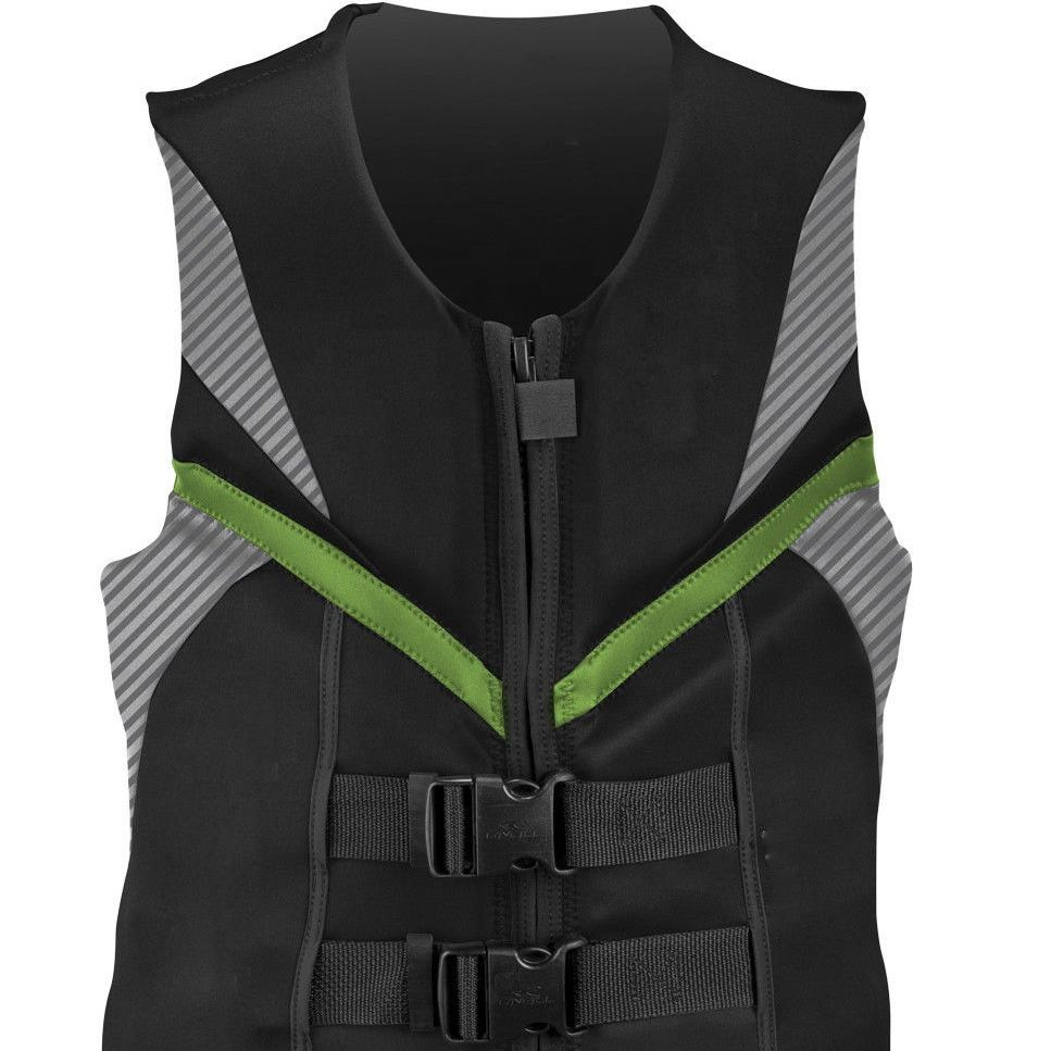 New Desgin High Quality Neoprene Portable Fashion Bouyancy Life Vest Unisex Life Vest Solas life Jacket For Boating
