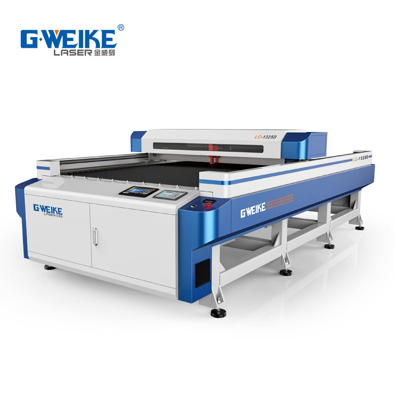 co2 LC1325M steel plate laser cutter Metal Cutting Machinery