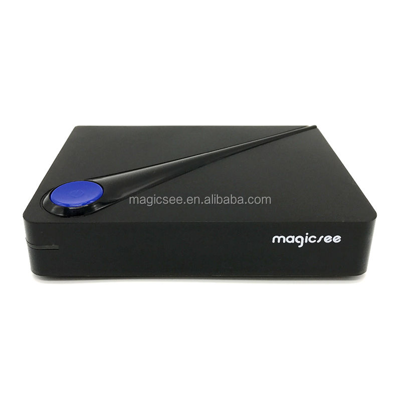 Usine Personnaliser <span class=keywords><strong>Android</strong></span> <span class=keywords><strong>ATSC</strong></span> tv box Magicsee C300 STB Amlogics S905D <span class=keywords><strong>android</strong></span> + syntoniseur <span class=keywords><strong>ATSC</strong></span> décodeur